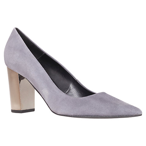 Buy KG by Kurt Geiger Anna Mid Heel Court Shoes Online at johnlewis.com