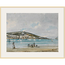 Buy The Courtauld Gallery, Thomas Girtin - View of Appledore, North Devon, from Instow Sands 1798 Print Online at johnlewis.com