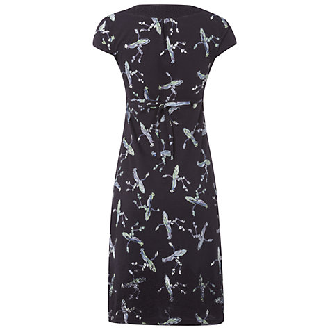 Buy White Stuff Coconut Palms Dress, Nautical Navy Online at johnlewis.com