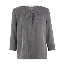 Buy Windsmoor Textured Blouse Online at johnlewis.com