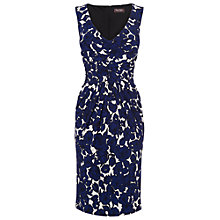 Buy Phase Eight Erica Floral Dress, Midnight Online at johnlewis.com