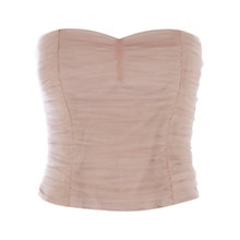 Buy Coast Tressi Bustier, Porcini Online at johnlewis.com