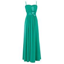 Buy Coast Lyla Maxi Dress, Bright Green Online at johnlewis.com