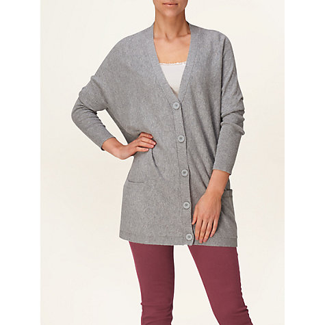Buy Phase Eight Catherine Cardigan, Grey Online at johnlewis.com