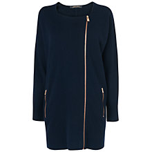 Buy Jaeger Biker Cardigan Online at johnlewis.com