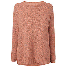 Buy Jaeger Neon Tweed Jumper, Light Multi Online at johnlewis.com