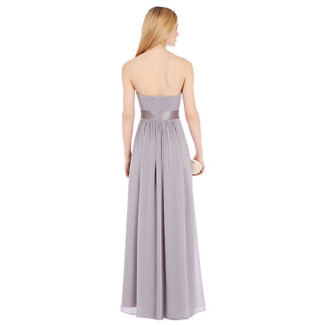 Buy Coast Lyla Maxi Dress, Silver Online at johnlewis.com
