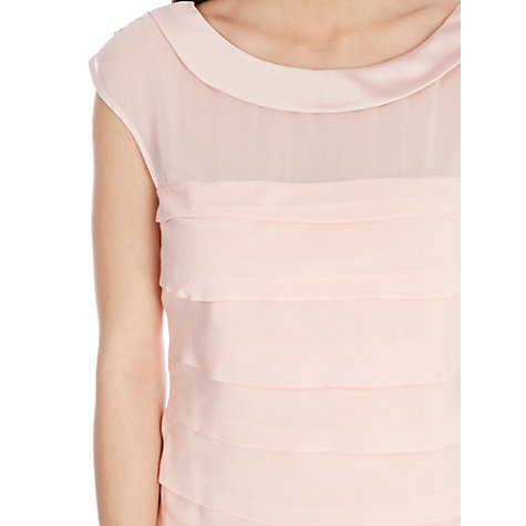Buy Coast Infinity Tiered Dress, Neutral Online at johnlewis.com