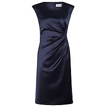 Buy Precis Petite Occasion Dress, Navy Online at johnlewis.com