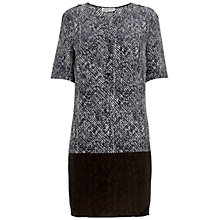 Buy Whistles Concrete Shirt Dress, Multi Online at johnlewis.com