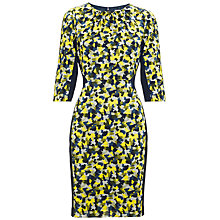 Buy Whistles Adelise Paloma Dress, Mutli Online at johnlewis.com