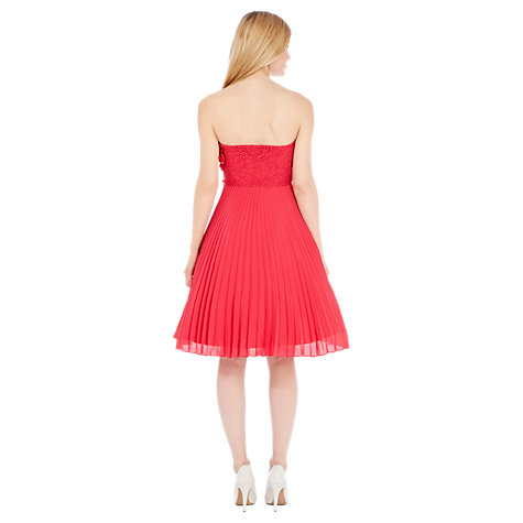 Buy Coast Zinnia Bandeau Dress Online at johnlewis.com