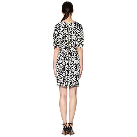 Buy Whistles Jocelyn Floral Dress, Multi Online at johnlewis.com