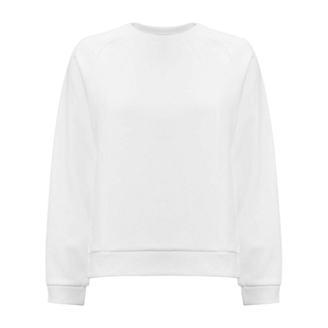 Buy Whistles Libbi Sculptured Sweatshirt Online at johnlewis.com