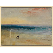 Buy The Courtauld Gallery, Joseph Mallord William Turner - Dawn After the Wreck Circa 1841 Print Online at johnlewis.com