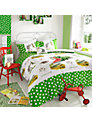 Roald Dahl The Enormous Crocodile Duvet Cover and Pillowcase Set