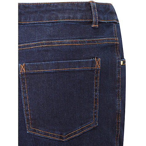 Buy Viyella Denim Jeans, Long Length, Indigo Online at johnlewis.com