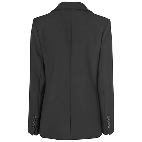 Buy Jaeger Fashion Tux Blazer, Black Online at johnlewis.com