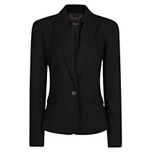Buy Mango Cotton Blazer Online at johnlewis.com