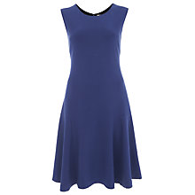 Buy Havren Flared Skirt Ponte Dress Online at johnlewis.com