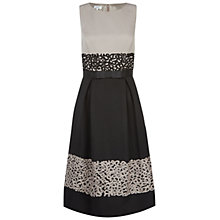 Buy Hobbs Invitation Belsize Dress, Multi Online at johnlewis.com