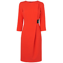 Buy Jaeger Crossover Front Dress Online at johnlewis.com