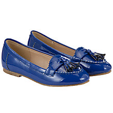 Buy John Lewis Girl Sabrina Tassel Loafers Online at johnlewis.com