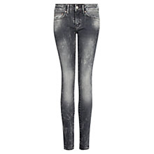 Buy Mango Slim Fit Jeans, Dark Grey Online at johnlewis.com