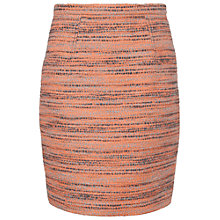 Buy Jaeger Tweed Skirt, Light Multi Online at johnlewis.com