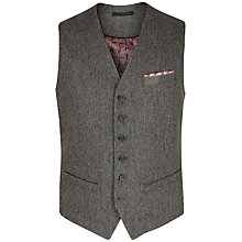 Buy Ted Baker Tantwai Waistcoat Online at johnlewis.com