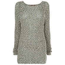 Buy Phase Eight Penelope Textured Jumper, Ivory Online at johnlewis.com