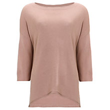 Buy Jigsaw Boat Neck Jumper Online at johnlewis.com