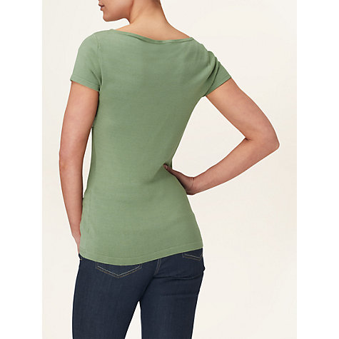 Buy Phase Eight Rhiannon Ruched Top Online at johnlewis.com