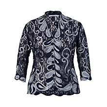 Buy Chesca Cornelli Lace Jacket Online at johnlewis.com