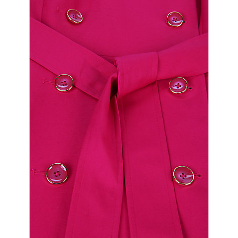 Buy Ted Baker Double Breasted Belted Trench Coat Online at johnlewis.com