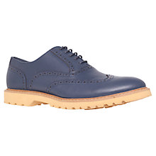 Buy KG by Kurt Geiger Oundle Leather Brogue Oxford Shoes Online at johnlewis.com