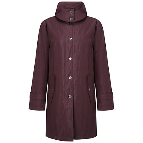 Buy Four Seasons Hooded Caban Rain Coat Online at johnlewis.com