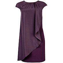 Buy Ted Baker Frella Asymmetric Tunic Dress, Grape Online at johnlewis.com