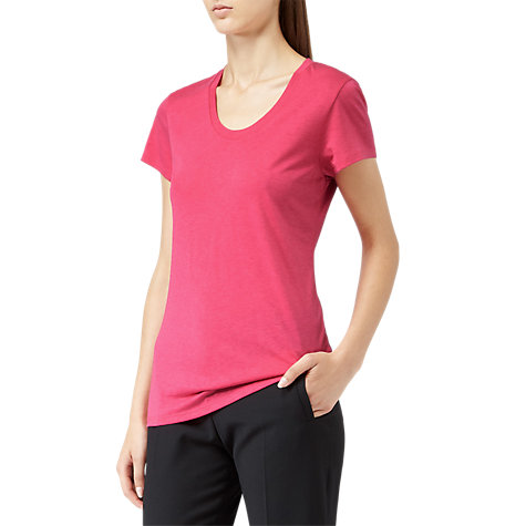 Buy Reiss Basic Crew Neck T-Shirt Online at johnlewis.com