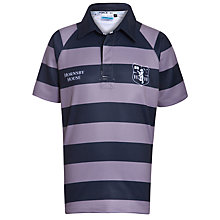 Buy Hornsby House School Boys' Rugby Jersey, Navy/Grey Online at johnlewis.com