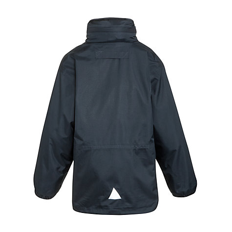 Buy Thomson House School Unisex Coat, Navy Blue Online at johnlewis.com