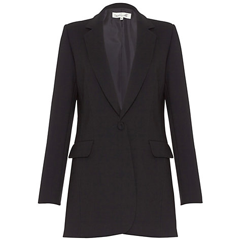 Buy Damsel in a dress Bergamot Jacket, Black Online at johnlewis.com