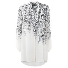 Buy Mint Velvet Ivy Print Blouse, Multi Online at johnlewis.com