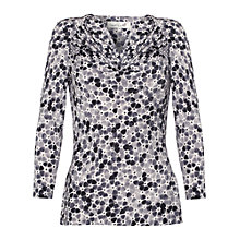 Buy Damsel in a dress Star Anise Top, Grey Online at johnlewis.com