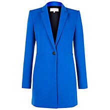 Buy Hobbs Aragon Coat, Lapis Blue Online at johnlewis.com