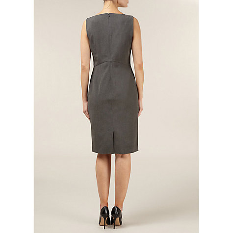 Buy Planet Tailored Shift Dress, Grey Online at johnlewis.com