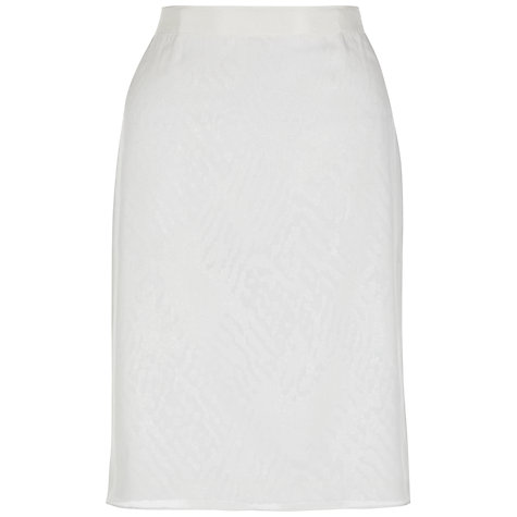 Buy Fenn Wright Manson Nilah Skirt, White Online at johnlewis.com