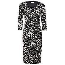 Buy Planet Dogstooth Print Dress, Multi Online at johnlewis.com