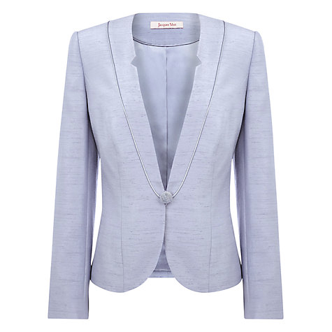 Buy Jacques Vert Jacket, Blue Online at johnlewis.com