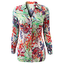 Buy East Aloha Shirt, Multi Online at johnlewis.com